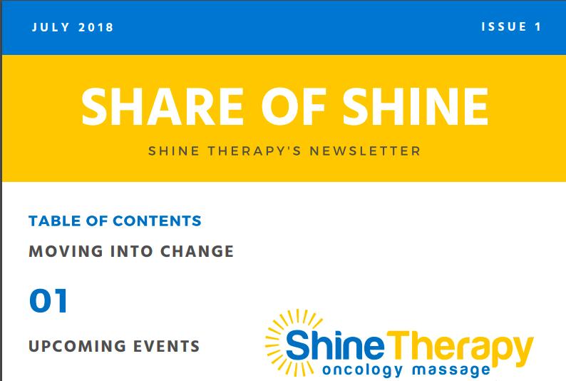 July Newsletter 2018